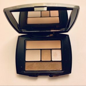 Lancome All In One 5 Shade Eyeshadow Liner Palette